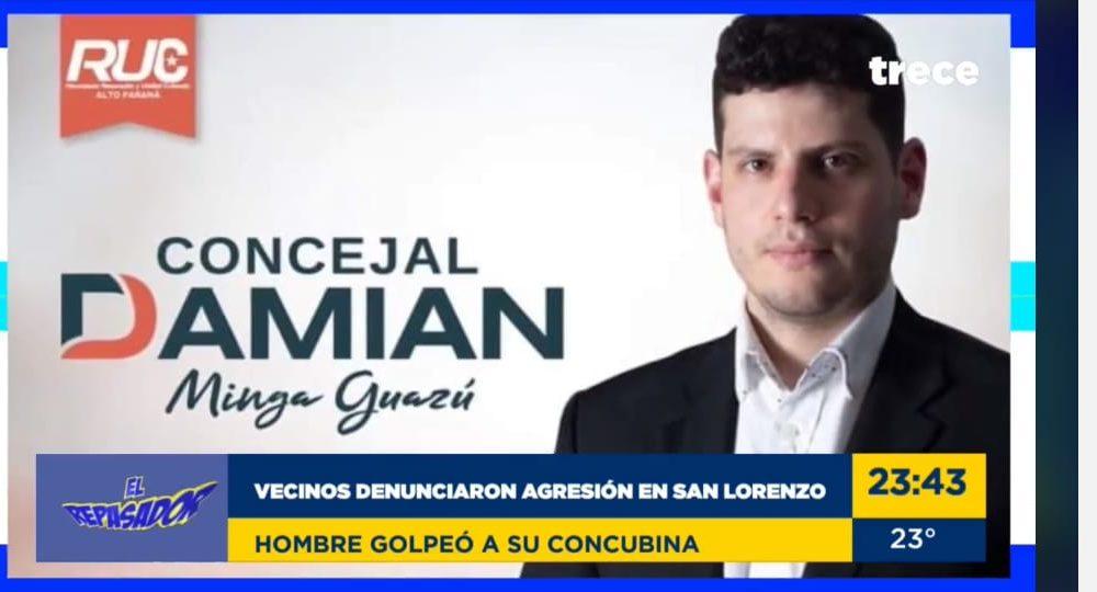 Popular / Candidato a concejal preso, acusado de brutal golpiza a su  pareja, que fue internada